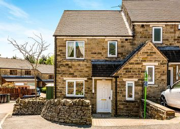 Thumbnail 3 bed semi-detached house for sale in Heritage Way, Oakworth, Keighley