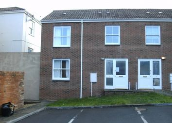 Thumbnail 2 bed end terrace house to rent in Grays Terrace, East Reach, Taunton