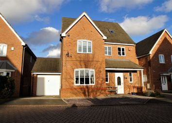 Thumbnail 4 bed property for sale in John Ford Way, Arclid, Sandbach