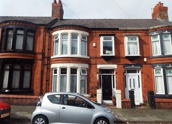 Thumbnail 3 bed terraced house for sale in Hampstead Road, Kensington, Liverpool, Merseyside