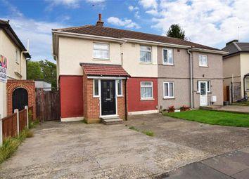 Crown Road, Barkingside, Ilford, Essex IG6. 3 bed semi-detached house