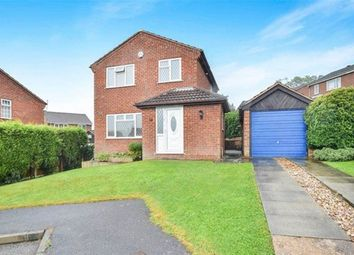 Thumbnail 3 bedroom detached house to rent in Laburnum Close, South Normanton, Alfreton
