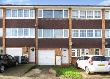 Thumbnail 3 bed town house for sale in Caxton Road, Hoddesdon