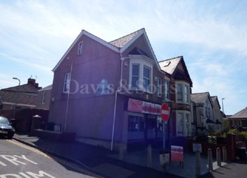 Thumbnail 1 bed flat to rent in Caerleon Road, Newport, Newport.