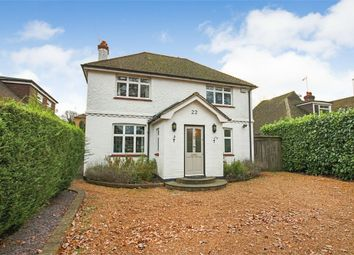 Thumbnail 4 bed detached house for sale in Sackville Lane, East Grinstead, West Sussex