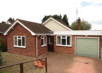 Thumbnail 3 bed detached bungalow for sale in Brookside, Hereford