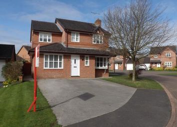 Thumbnail 4 bed detached house for sale in Newtons Crescent, Winterley, Sandbach, Cheshire