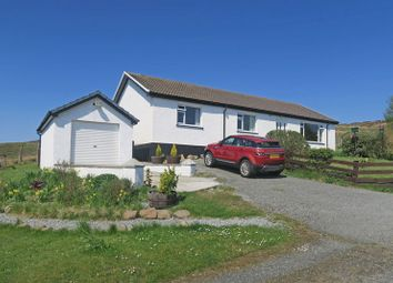 Thumbnail 4 bed detached bungalow for sale in Achachork, Portree