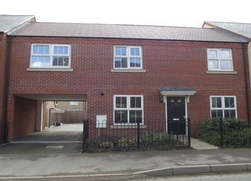 Thumbnail 2 bed property to rent in Frankel Way, Biggleswade