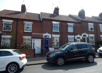 Thumbnail 3 bedroom terraced house for sale in 181 Silver Road, Norwich, Norfolk