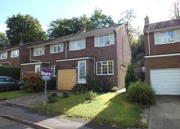 Thumbnail 3 bed semi-detached house to rent in Martin Way, St. Johns, Woking