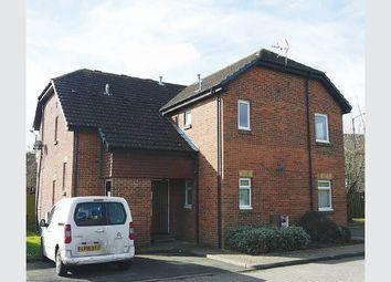 Thumbnail 1 bed flat for sale in Braemar Gardens, Cippenham, Slough