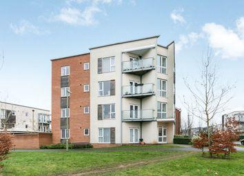 Thumbnail 2 bed flat for sale in John Hunt Drive, Basingstoke