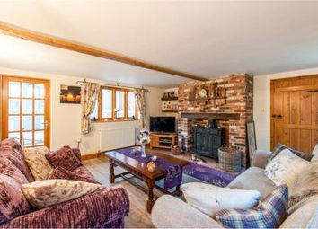 Thumbnail 3 bed semi-detached house for sale in Hopton, Diss, Suffolk
