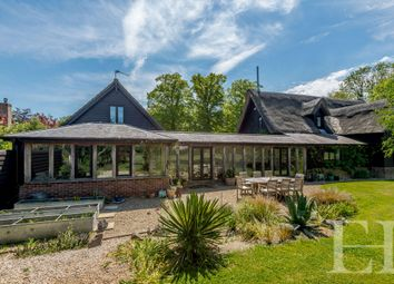 Thumbnail 6 bed barn conversion for sale in High Town Green, Rattlesden, Bury St. Edmunds