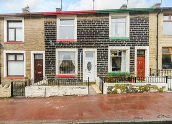 Thumbnail 2 bed terraced house for sale in Pinder Street, Nelson, Lancashire