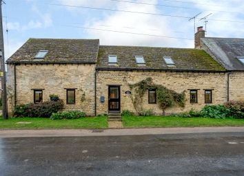 Thumbnail 4 bed semi-detached house for sale in Wakerley Road, Harringworth, Corby, Northamptonshire