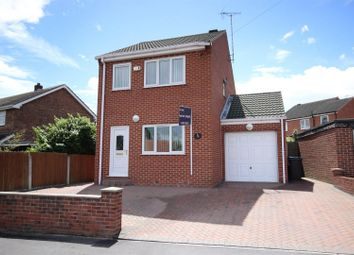 Thumbnail 3 bed detached house for sale in Lutterworth Drive, Adwick-Le-Street, Doncaster