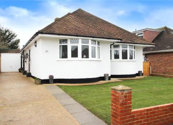 Thumbnail 2 bed detached bungalow for sale in Fircroft Crescent, Rustington, Littlehampton