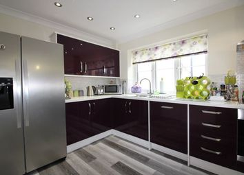 Thumbnail 4 bed detached house for sale in Copper Beech Drive, Tredegar