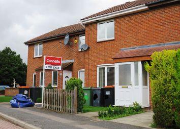Thumbnail 2 bedroom terraced house for sale in Vanbrugh Drive, Houghton Regis, Dunstable