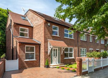 Thumbnail 5 bed end terrace house for sale in Esmond Road, Chiswick