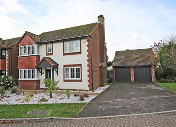 Thumbnail 4 bed detached house for sale in Millyford Close, Barton On Sea, New Milton
