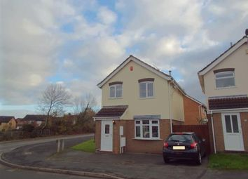 Thumbnail 3 bed detached house for sale in Somerset Drive, Glenfield, Leicester, Leicestershire