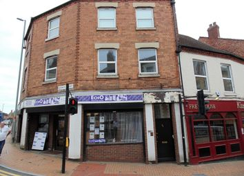 Thumbnail 2 bed flat for sale in Church Street, Wellingborough