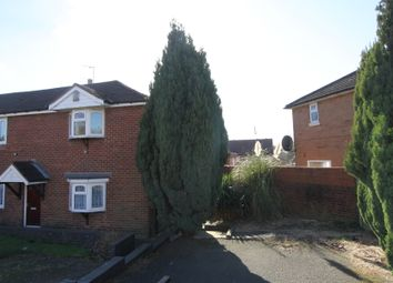 Thumbnail 2 bed flat to rent in Thorncroft Way, Walsall