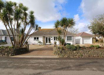 Thumbnail 3 bedroom detached bungalow for sale in Johns Corner, Near Lancamshire Lane, Rosudgeon, Penzance, Cornwall