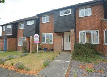 Thumbnail 3 bed terraced house for sale in Salisbury Close, St. Ives, Cambridgeshire