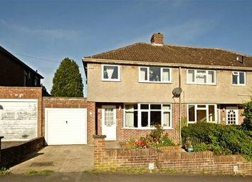 Thumbnail 3 bedroom semi-detached house for sale in Laburnum Road, Botley, Oxford