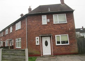 Thumbnail 3 bed semi-detached house to rent in Barrowfield Road, Manchester