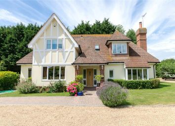 Thumbnail 4 bed detached house for sale in Littlehampton Road, Ferring, West Sussex