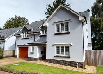Thumbnail 5 bed detached house for sale in Clyst Hayes Gardens, Budleigh Salterton, Devon