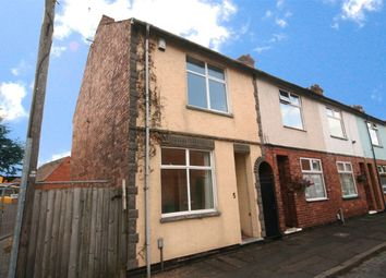 Thumbnail 3 bed end terrace house to rent in Alfred Street, Town Centre, Rugby, Warwickshire