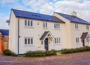 Thumbnail 3 bed semi-detached house for sale in Hazel Grove, Silsoe