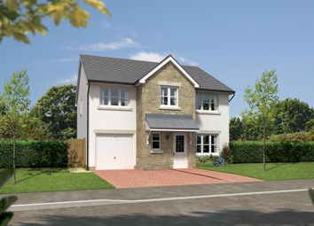 "Thumbnail 5 bed detached house for sale in ""Heddon"" at Main Street, Symington, Kilmarnock"