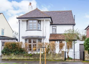 Thumbnail 4 bed detached house for sale in Westfield Road, Western Park, Leicester