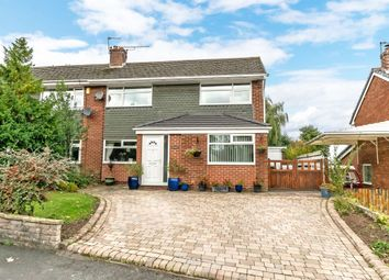 Thumbnail 3 bed semi-detached house for sale in Elm Rise, Frodsham