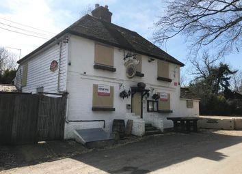 Thumbnail Pub/bar for sale in The Ringlestone Inn, Ringlestone Road, Harrietsham, Maidstone, Kent