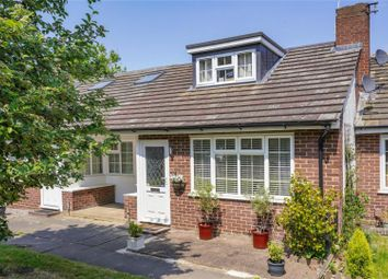 Thumbnail 2 bed terraced house for sale in Matthew Arnold Close, Cobham, Surrey