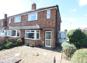 Thumbnail 3 bed semi-detached house for sale in Maple Avenue, Leicester