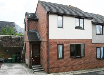 Thumbnail 2 bedroom semi-detached house to rent in Secmaton, Secmaton Lane, Dawlish