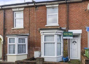 Thumbnail 2 bed terraced house for sale in Earls Road, Southampton