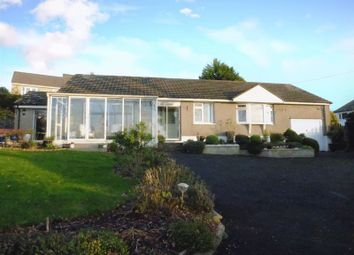 Thumbnail 3 bed detached bungalow for sale in Deer Park Close, Tavistock