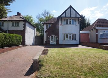 Thumbnail 3 bed detached house for sale in Beeches Road, Great Barr, Birmingham