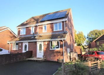 Thumbnail 3 bed semi-detached house for sale in Bubwith Road, Chard