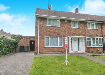 Thumbnail 3 bed semi-detached house for sale in Thornleigh Avenue, Eastham, Wirral